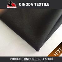 W639 School uniform material Italian wedding suit fabric woven fabric polyester for women