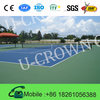 Indoor Tennis Volleyball Court SportFlooring, Portable Basketball Flooring