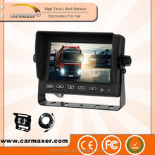 5 inch bus/trailer/truck car monitor bus audio system