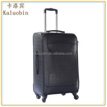 hot selling cool business fashion kindly business man leather luggage/president luggage/male luggage