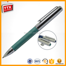 Famous luxury leather pen brands for gift