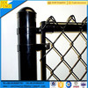 Lowest Price High Security Black Plastic Chain Link Fence