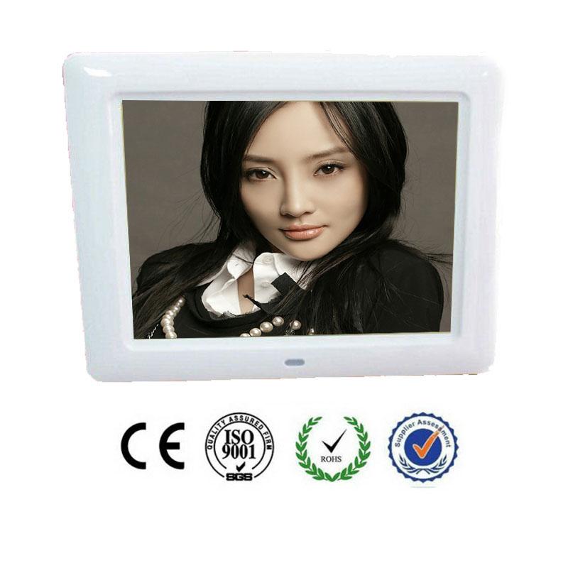 7 дюймов LCD цифровая фоторамка