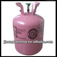 lp gas refrigerator gas R410a 99.99% purity