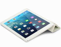 Accept OEM paypal foldable magnetic tablet cover tablet pc case for ipad air
