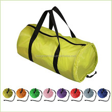 190T polyester fashion travel bag/foldable travel bag(Woolworths Audit Factory)