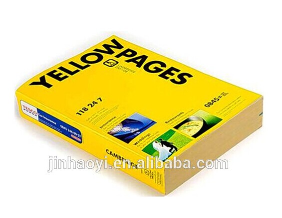 yellow pages directory printers canada,low price yellow pages phone book,yellow pages book