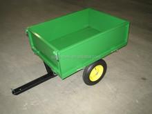 made in alibaba 10 cuft small trailer atvs