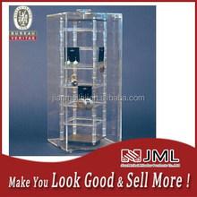 JML acrylic sweet display box showcase for advertising