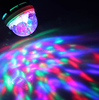 Cute mini night bulb led accessori 3w led color changing night light color bar and night club decoration