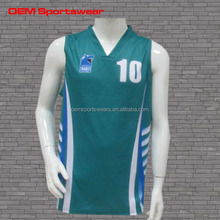 Custom polyester basketball sports jersey