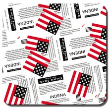 TSAUTOP Gurantee 5 Years National Flag Bomb Stickers Free for Car Wrapping Vinyl Roof
