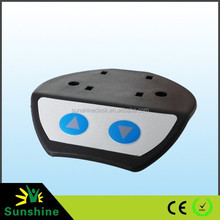 wireless remote control hand control for adjustable hospital bed