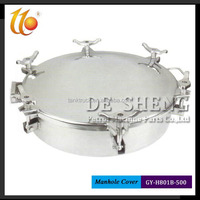 Stainless Steel Manhole Cover for Fuel Tanker