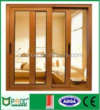 Cheap house windows for sales aluminium profile horizontal sliding glass window