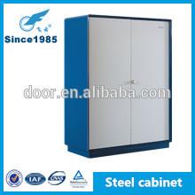 muebles para el hogar duradero de acero inoxidable del gabinete de almacenamiento