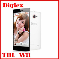 Wholesale Original Android Smart Phone thl w11 Mtk6589t 2GB Ram 32GB Rom 3g Wifi GPS Androd Dual Sim Phone