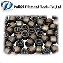 Diamond wire saw fast cutting concrete wire saw machine 11.5,11,10.5,9.0,8.5,8.0,7.2mm wire saw beads