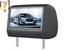 7 inch headrest car dvd player