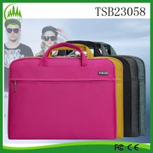 Laptop Bag Messenger Pouch Computer Shoulder Carrying Case Bag Oxford Notebook