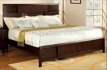 De madera de teca super king size cama