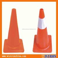 70 cm, 3.2 kg flexible road traffic sign, traffic cone