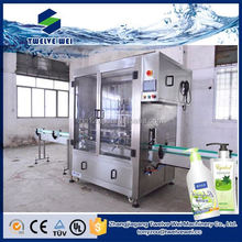 Perfect Sale Automatic wash liquid shampoo Filling Plant 3 In 1 shampoo Filling Line