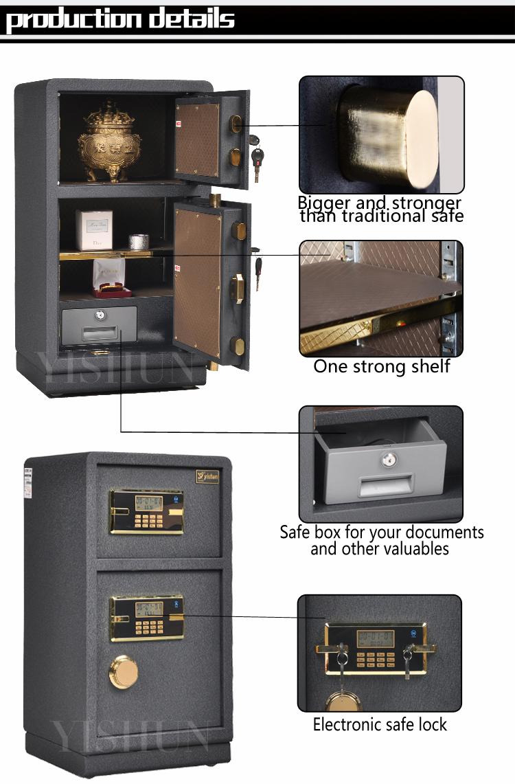 ELECTRONIC CASH DRAWER SAFE FOR CLOSET DIGITAL LOCK SAFE