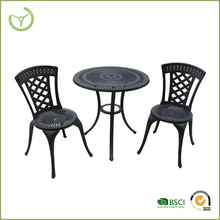 Cast aluminum outdoor furniture for outdoor garden furniture import from China