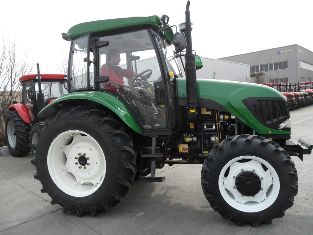 4 Wheel Drive Farm Tractors : Four wheel drive farming tractor of hp specification
