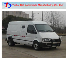 JMC 4x2 Drive armored van for sale