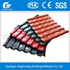 synthetic style roof tiles design,synthetic spanish roof tiles,asa plastic roof design