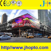 JHG Competitive p10 led display android tablet