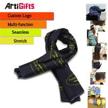 Handmade magic tubular fabric headwear scarf