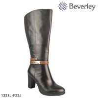 2015 Fashion Ladies Winter High Heel Boots Plus Size