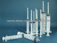 jeringas para un uso unico FDA510k