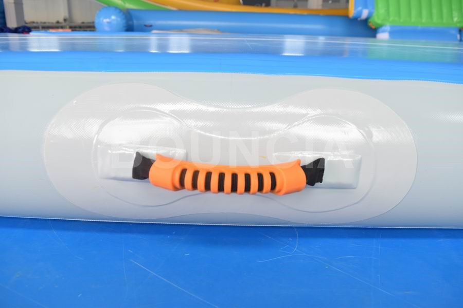 Durable Drop Stich Material Water Boards Inflatable Gym