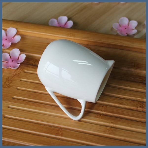 Directo de f brica al por mayor de leche jarra de cer mica for Fabrica ceramica blanca