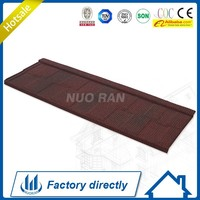 Nuoran roman clay roof tiles/interlocking clear roof tile