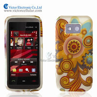 2014 Funky Design China Wholesales mobile phone accessories combo case for Nokia 5530 XpressMusic
