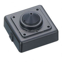 Best Security 1/3 Sony Ccd 700Tv Lines Indoor Audio pinhole camera oem With Microphone Inside