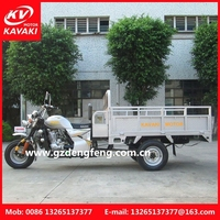 China New High Quality 150cc Tricycle 200cc 3 Wheel Petrol Motorcycle 250cc Cargo Trike