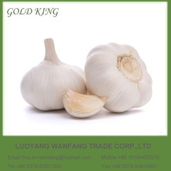 Red and White Chinese Wholesale Natural Garlic Price