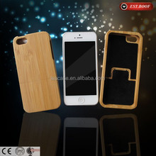 2015 New wood bamboo cell phone case for iphone 6 4.7 inch, case bamboo for iphone 6, bamboo case for iphone 6