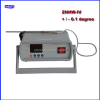 AIBOTE ZNHW-IV Higher Precious 0.1% FS PT100 Thermocouple temperature recorder controller price , Digital Temperature controller