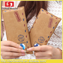 High-end New Style Brown mobile phone bag & cases for iphone6