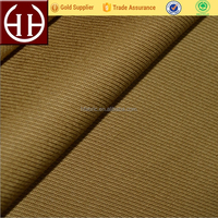100% cotton dyed cavalry twill fabric with fabric dye used for pokemon fabric/trampoline fabric/sweatshirt fabric