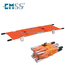 Foldaway Stretcher High Strength Ambulance Emergency Alloy Folding Portable
