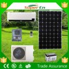 solar air conditioners for homes, cooling&heating 12000BTU DC 100% solar air condition