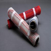heat resistant aluninum foil security floor heating mat with CE GOST